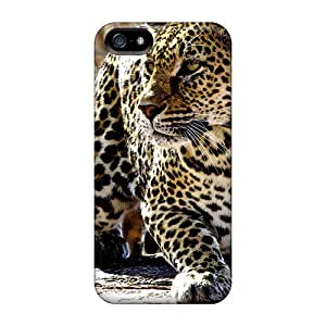 High-quality Durability Cases For Iphone 5/5s(graceful Leopard)