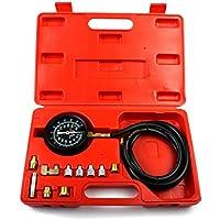 ECD Germany Medidor de presión de Aceite Kit