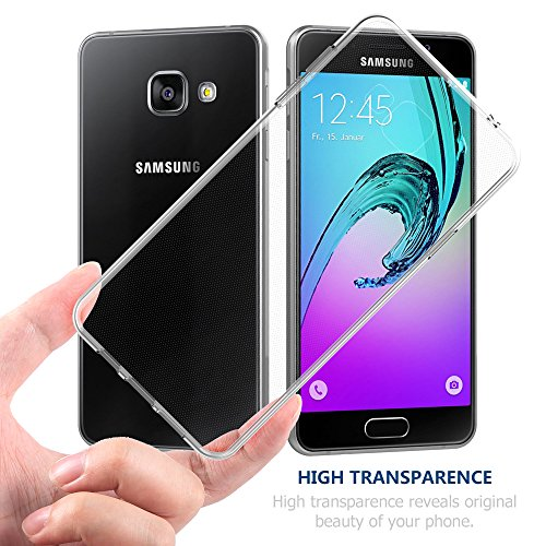 Simpeak Funda Compatible Samsung Galaxy A5 2016 5.2