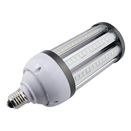 HUANGLP E27 LED Maíz Bombilla,LED Corn Light 45W Bombilla De Alto Poder IP64 Waterproof