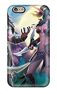 6 Scratch-proof Protection Case Cover For Iphone/ Hot World Of Warcraft Phone Case