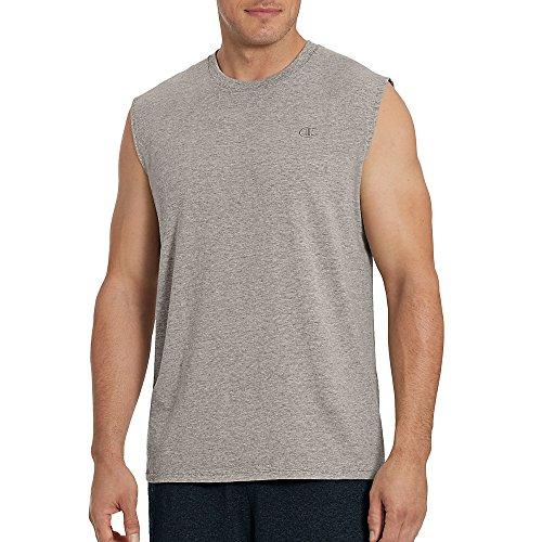 Champion Classic Bra - Champion Men's Classic Jersey Muscle Tee Shirt