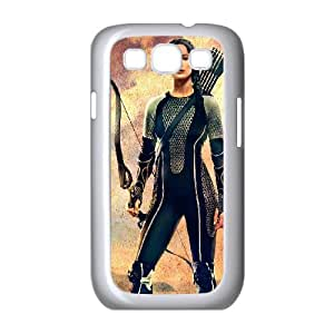 The Hunger Games Samsung Galaxy S3 9300 Cell Phone Case White H3P2NW