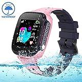 Best Tracker Watch For Kids - Kids Smartwatch Waterproof with GPS Tracker, Smart Watch Review