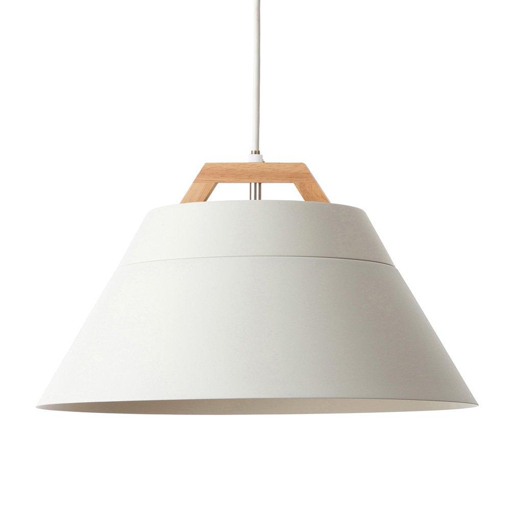 ランプ バイ 2トーン ペンダントライト 3灯 LAMP by 2TONE 3BULB PENDANT [ ホワイト/ホワイト ] B075WPLQNG