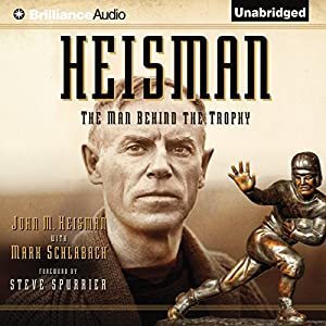 Heisman Audiobook