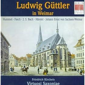 Amazon.com: Ernst, Bach, Fasch, Händel & Hummel: Trumpet Recital: Virtuosi Saxoniae: MP3 Downloads