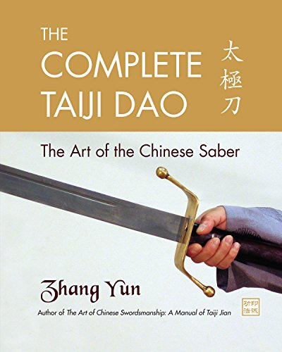 Paragon China Bone (The Complete Taiji Dao: The Art of the Chinese Saber)