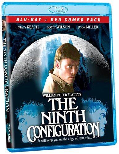 The Ninth Configuration [Blu-ray] Stacy Keach Scott Wilson Jason Miller William Peter Blatty