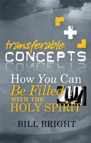How You Can Be Filled With the Holy Spirit (Transferable Concepts (Paperback))