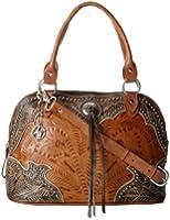American West Heart Of Gold Top Handle Bag