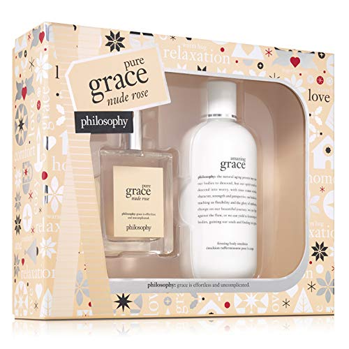 - Philosophy - Pure Grace Nude Rose 2-Piece Gift Set Holiday 2018