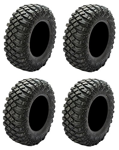 Full set of Pro Armor Crawler XG (8ply) 30x10-14 ATV Tires (4)