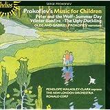 Prokofiev: Music for Children