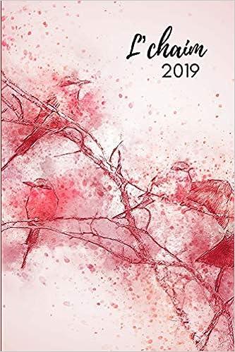 Amazon.com: Lchaim 2019: Jewish Agenda Planner and ...