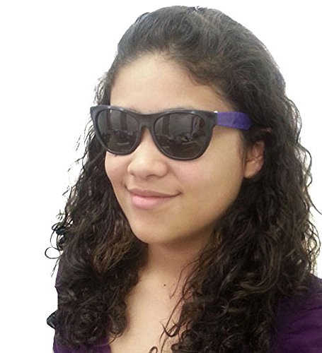 Rhode Island Novelty Neon 80's Style Party Sunglasses with Dark Lens - Kids / Teenage Pack (Pack of (Kids Party Com)
