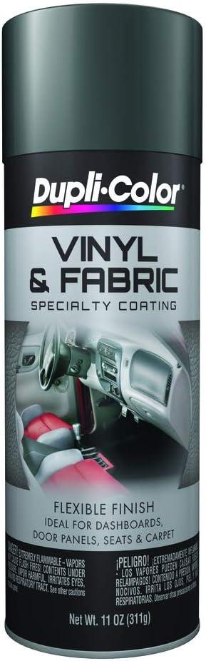 Dupli-Color EHVP10900 Medium Gray High Performance Vinyl and Fabric Spray - 11 oz