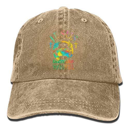 Hat Colorful Christian Classic Take hanbaozhou Gorras Male Baseball Jesus béisbol The Denim Wheel Hat OqqtE
