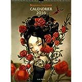 Calendrier 2016: (Benjamin Lacombe)