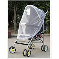 Mosquito Net for Strollers, Mosquito Net for Car Seat and Infant Carrier, Universal Size, Bug Cover, Weather Protection…