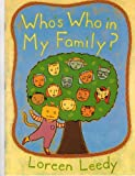 Who's Who in My Family, Harcourt School Publishers Staff, 0153075236