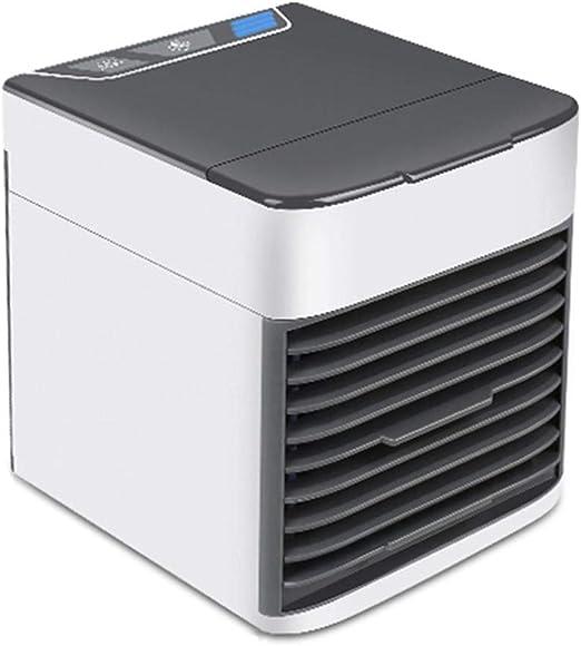 ZXF-Ventilador de aire acondicionado Personal Mini Ventilador De ...
