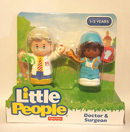 Fisher Price Little People Doctor and - Macys Hour Store