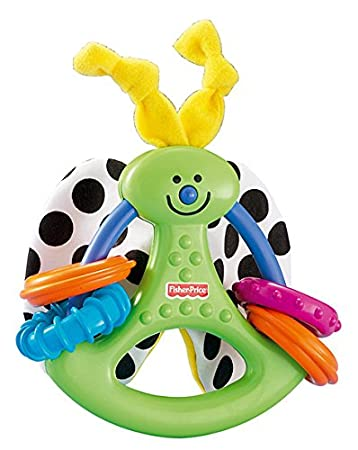 Fisher Price Divertida mariposa Mattel