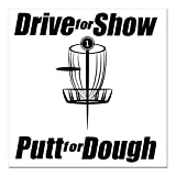 Best CafePress Disc Golf Baskets - CafePress - Drive for show putt for Square Review