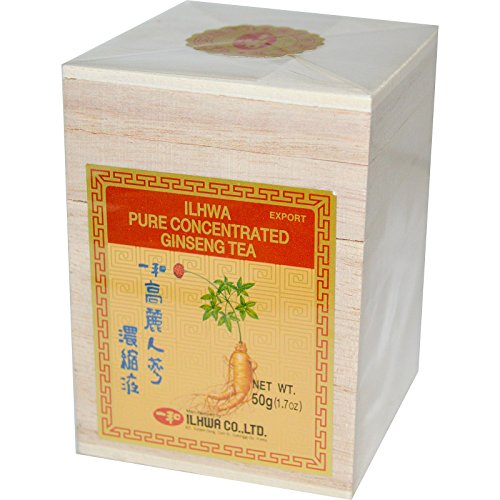 Tea Concentrated Pure Ginseng - Ilhwa, Pure Concentrated Ginseng Tea, 1.7 oz (50 g) - 2pc