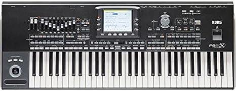 Korg Pa3X 61 - Teclado electrónico: Amazon.es: Instrumentos ...