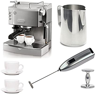 DeLonghi ec702 15-bar-pump – Cafetera de espresso con Espresso ...