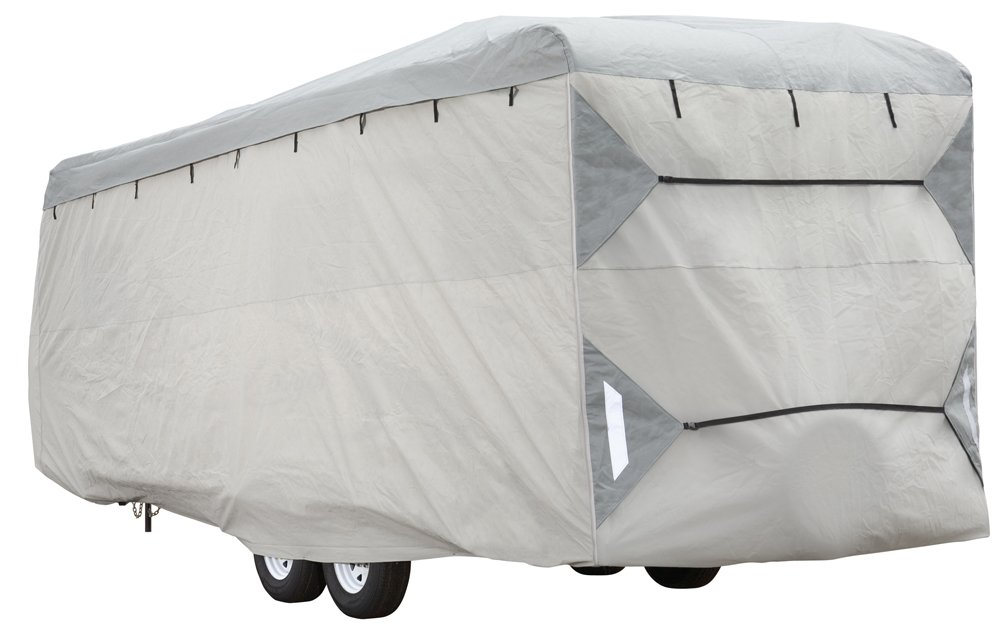 Fits 22 to 24 Long Trailers Expedition by Eevelle Travel Trailer Cover 294L x 102W x 104H