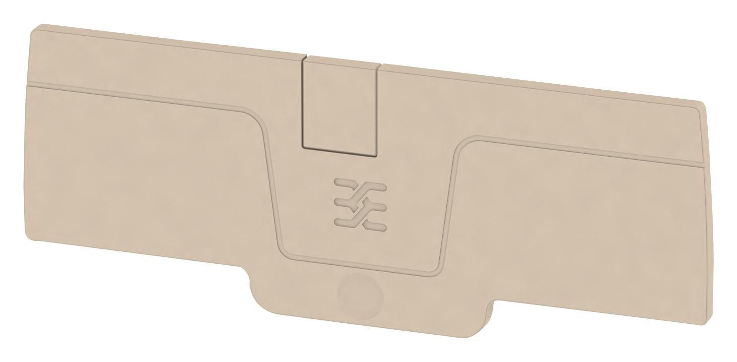 A Series WEIDMULLER 2051900000 Accessory Weidmuller A Series PE Terminal Blocks End Plate