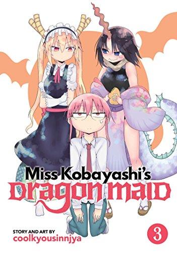 Miss Kobayashi's Dragon Maid Vol. 3 [coolkyousinnjya] (Tapa Blanda)