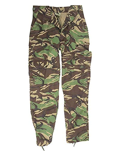 British DPM Camouflage BDU Trousers (Large ) ()