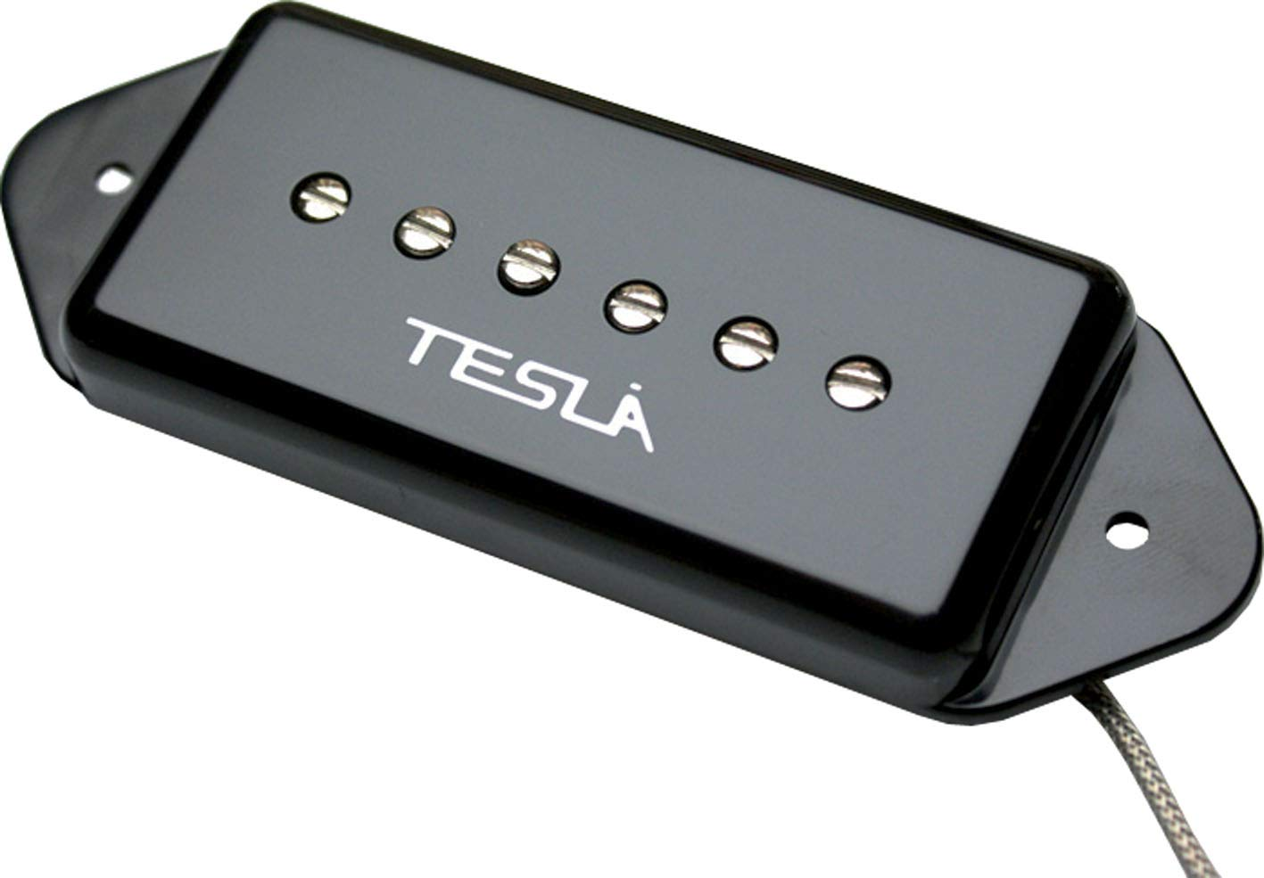 Tesla VRP90DEBB VR-P90 Dogear bridge Nero