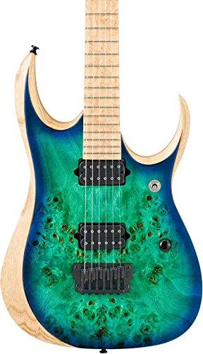 Ibanez RGD Iron Label RGDIX6MPB - Surreal Blue Burst ()