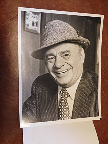 1979 Martin Balsam Archie Bunker's Place All In the Family CBS TV Promo Photograph Television 8