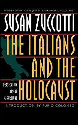 The Italians and the Holocaust: Persecution, Rescue, and Survival by Susan Zuccotti (1996-01-01)