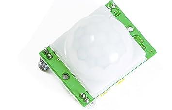 Detector de movimiento Motion Sensor PIR de HC SR501 F Arduino Raspberry Pi