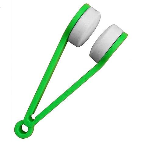 Limpiador de microfibra de escobillas de limpiaparabrisas de cristal de gafas de sol Gafas de Lentes