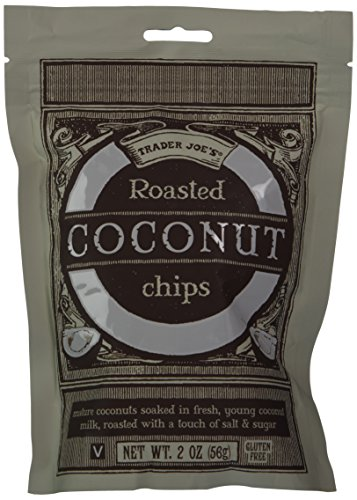 Trader Joes Roasted Coconut Chips
