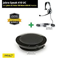 Jabra Speak 410 MS With Voice 150 MS Bundle