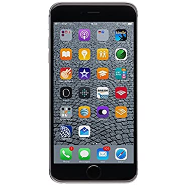 Apple iPhone 6S Plus 64GB Factory Unlocked Smartphone (Space Gray)