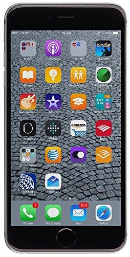 Apple iPhone 6S Plus 64GB (Space Gray) Factory Unlocked Smartphone - Retail Packaging