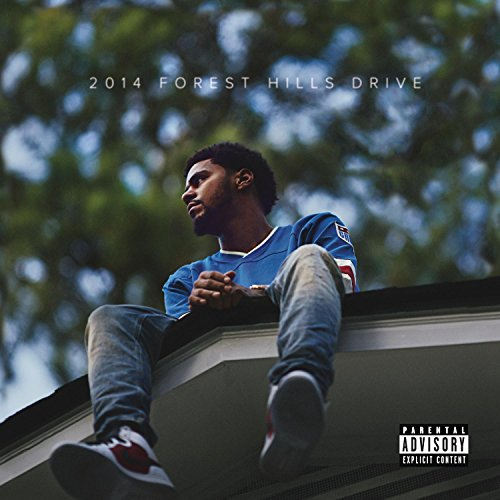 CD : J. Cole - 2014 Forest Hills Drive [Explicit Content] (CD)