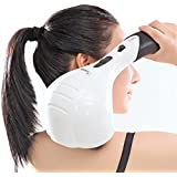 VIKTOR JURGEN Double Head Electric Full Body Massager for Head, Neck, Shoulder, Back, Leg and Foot -Handheld Percussion Massage