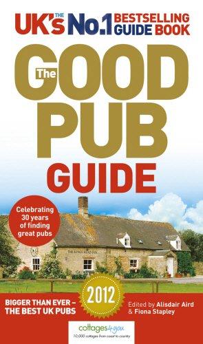 The Good Pub Guide 2012 PDF Text fb2 ebook