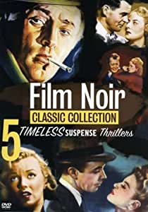 Film Noir Classic Collection, Vol. 1 (The Asphalt Jungle / Gun Crazy / Murder My Sweet / Out of the Past / The Set-Up)